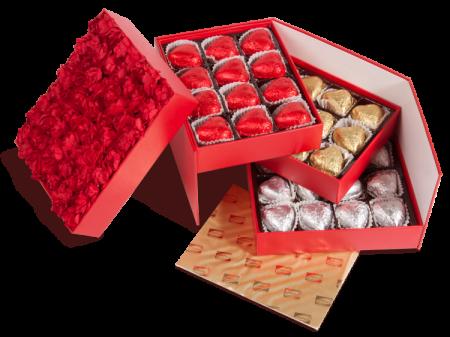 Коробку для конфет своими руками